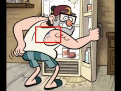 Gravity Falls Illuminati Secrets