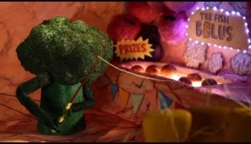 Broccoli takes a magical journey in the trailer for Mary Roachs new&nbsp;book