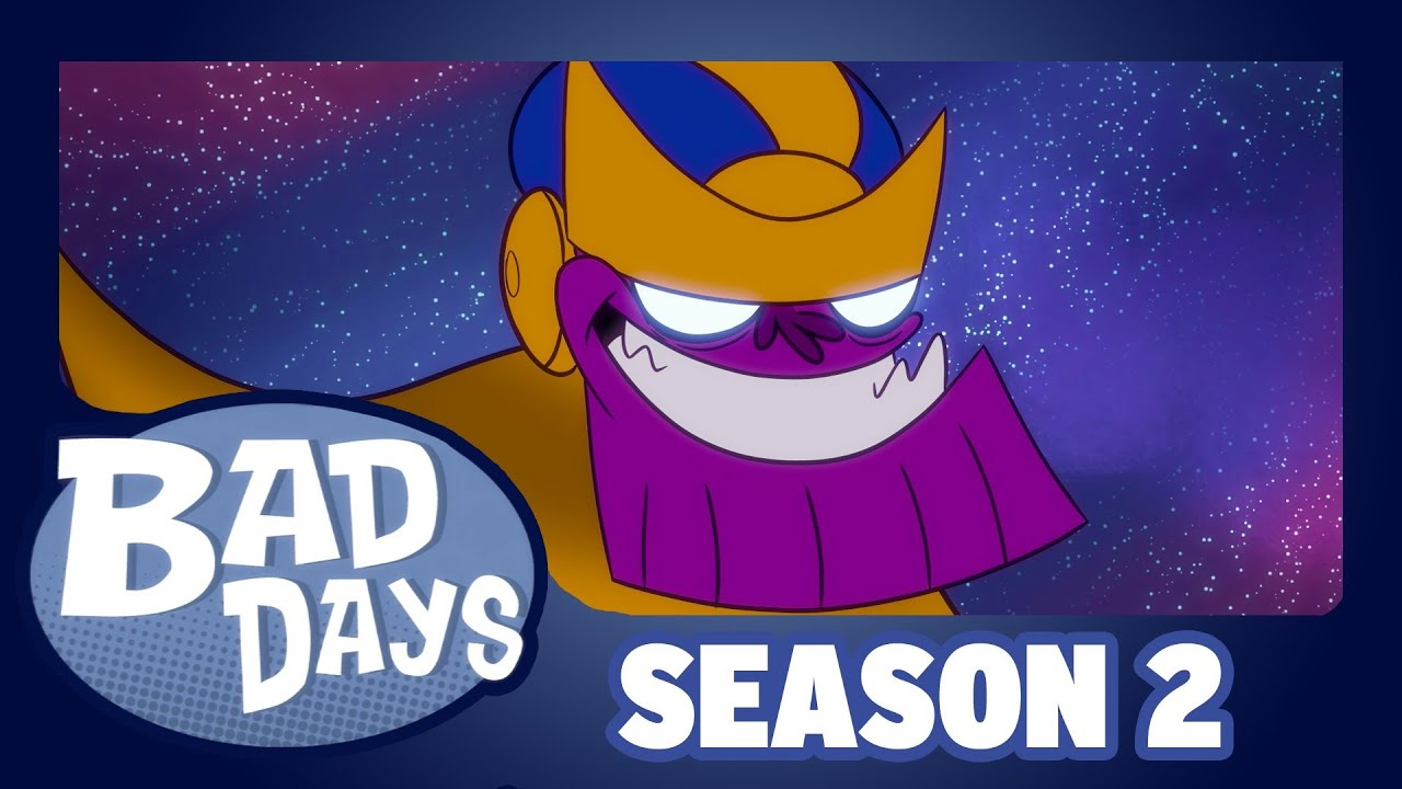 Wolverine Animated Hd Wallpapers Thanos Bad Days Season 2 Ep6 Youtube