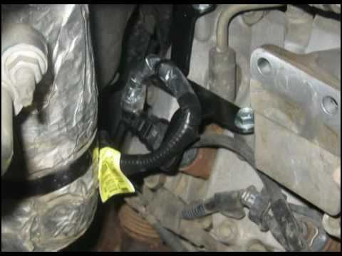 For An 05 Duramax Lly Fuel Line Fuel Filter 2004 Chevy K2500 Lly Duramax Engine Youtube