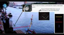 Dynamo Walks On Water Revealed Criss Angel Walking: Magic