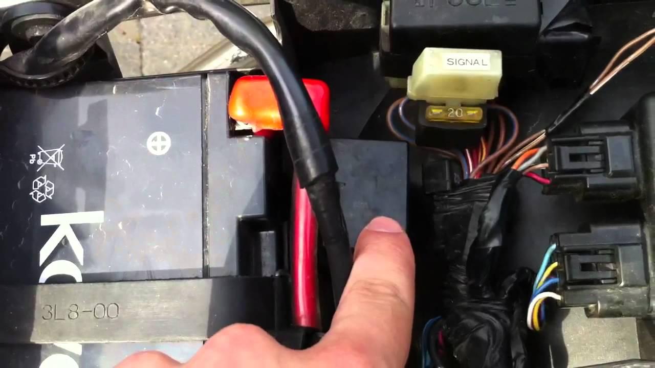 Yamaha R1 2002 Fuse Box - Swift Electrical Schemes on