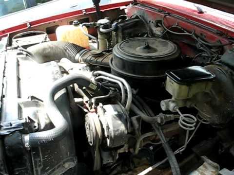 Chevy S 10 Truck Wiring Diagram 1986 Chevy C10 Silverado 305 4bbl Start Walk Around And