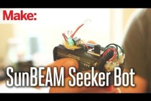 This Seeker Bot Will Head Towards the Brightest SunBEAM