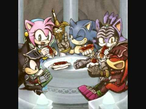 Cute Love Wallpaper Hq Princess Sonic Knights Of The Round Table Tribute Knights Of