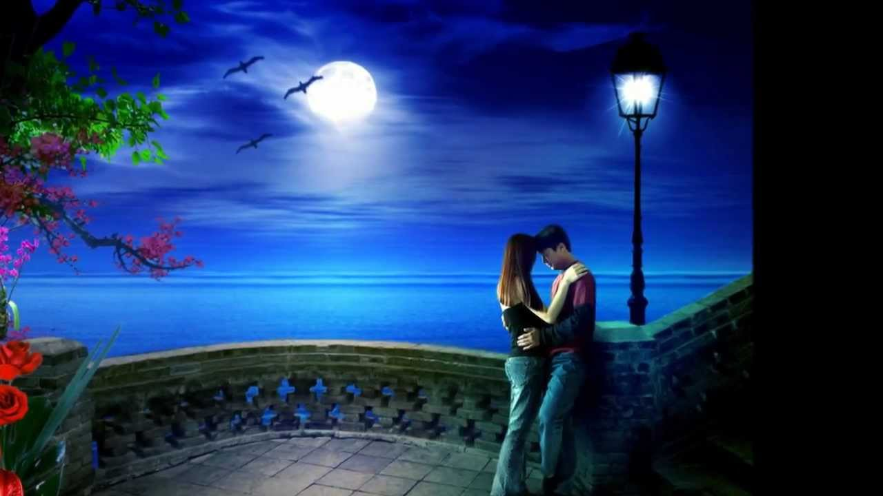 Cute Hugging Couples Wallpapers Romantic Song Animated Teamo With Lyrics Hd Youtube