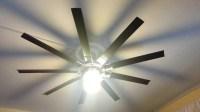 Harbor Breeze 72-in 9 blade Slinger Ceiling Fan - YouTube