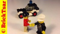 Vintage LEGO 600 Police Patrol - First Set with Minifigure ...