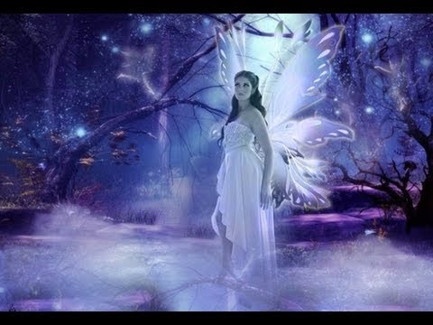 Musical Birthday Quotes Wallpapers Beautiful Fairy Music Faery Princess Youtube