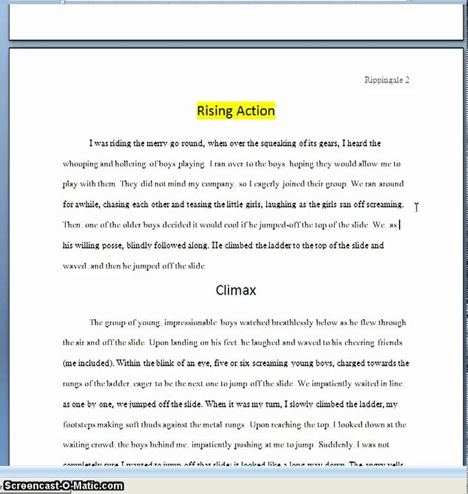 personal essay examples high school cover letter template for