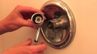 Replace/Upgrade your Shower and Bath Handle - YouTube