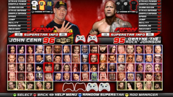 WWE 2K14 Roster Predictions - YouTube