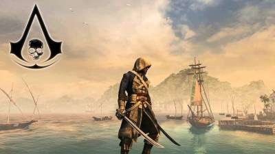 4K Ultra HD Live Wallpaper - Assassins Creed IV Black Flag - YouTube