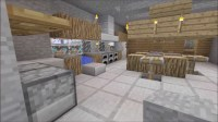 How To Build A Kitchen/Dining Room - Minecraft Xbox 360 ...