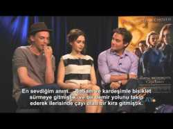 ... - Lily Collins, Jamie Campbell Bower, Kevin Zegers (TR Altyazılı