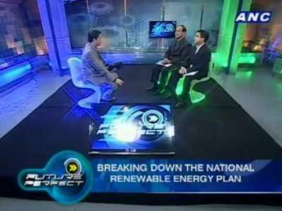 FEF on ANC's Future Perfect: The Economics of Renewable Energy 2/6