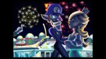 Princess Rosalina And Waluigi