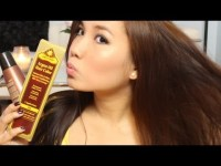 Argan Oil Hair Color 9g - One N Only Hair Color Review ...