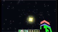 MineCraft Outer Space!!