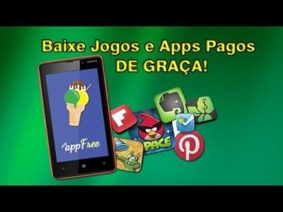 Aplicativos e jogos pagos de graça no Windows Phone - MyAppFree