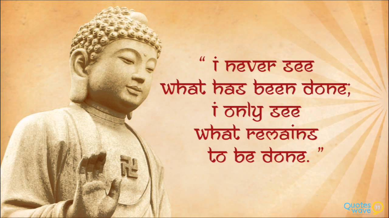 Buddha Quotes Wallpaper In English Famous Gautama Buddha Quotes Youtube
