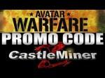 Castle Miner Z Promo Codes