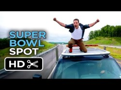 Need For Speed Official Super Bowl Spot (2014) - Aaron Paul Movie HD