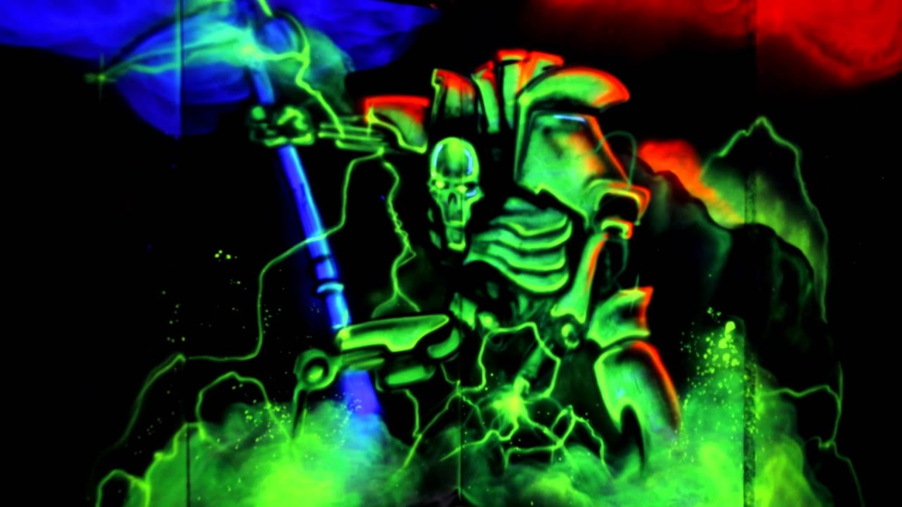 Cool Graffiti Wallpapers Hd Pintura Fluorescente En El Quot Laser Tag Quot Nice Shot Youtube