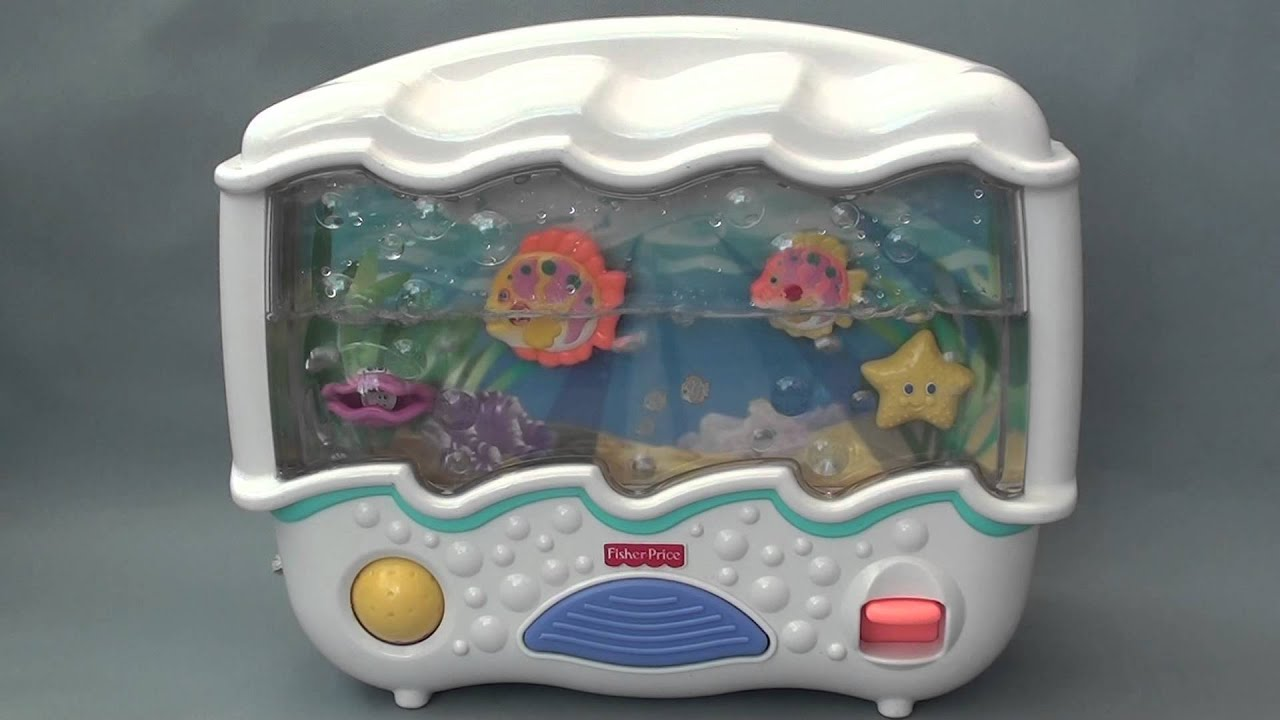 Fisher price ocean wonders aquarium youtube