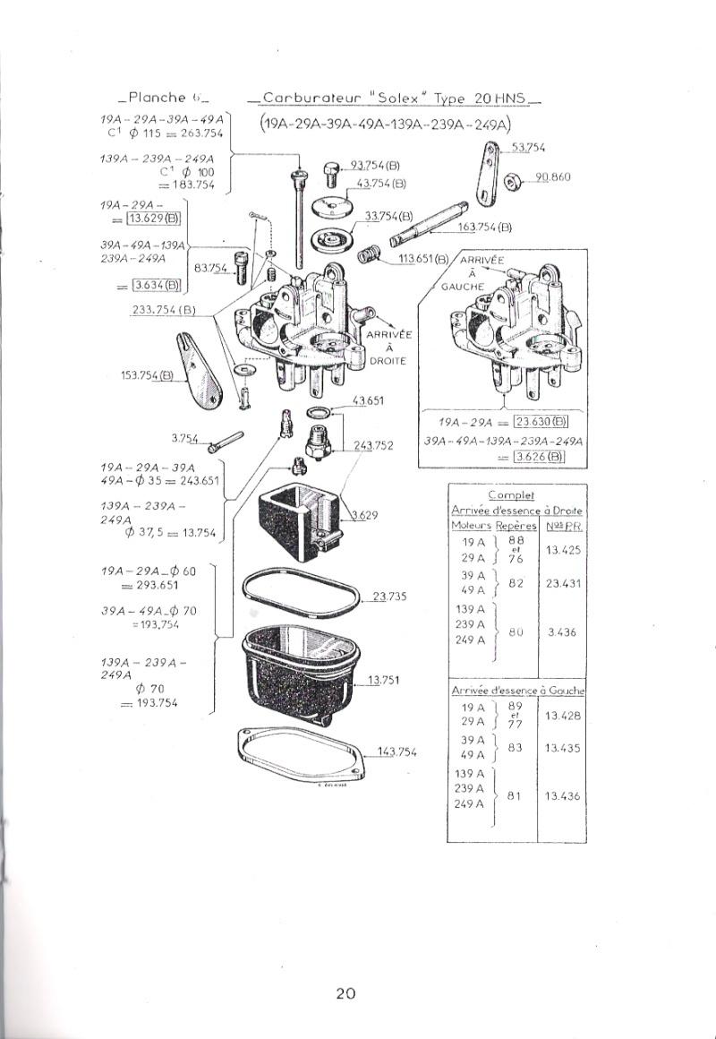 2000 honda Schema moteur