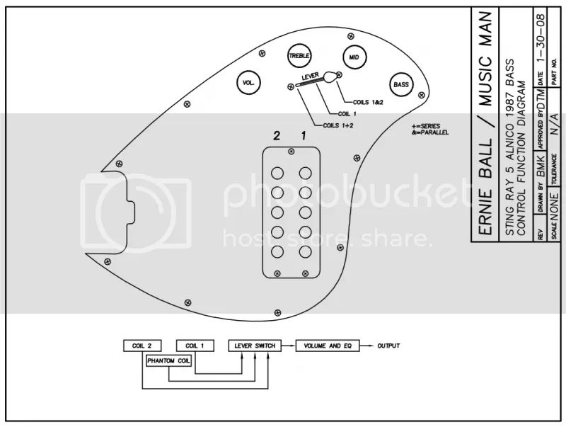 music man sterling hh wiring diagram
