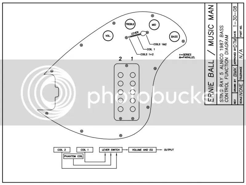 music man sterling wiring diagram