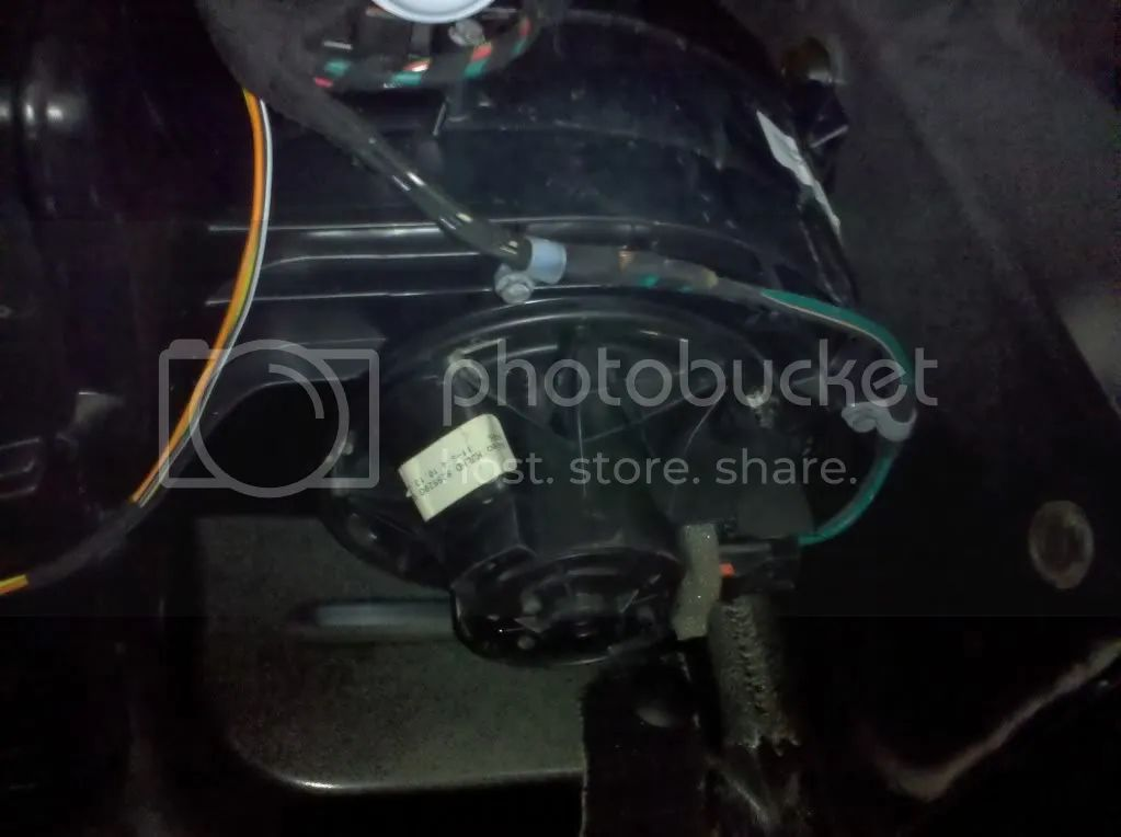 jeep tj blower motor wiring
