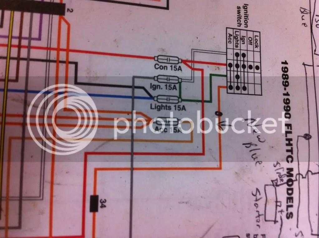 Flhtc Wiring Diagram - Wiring Diagrams Clicks