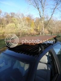 Diy Wood Roof Rack PDF Woodworking