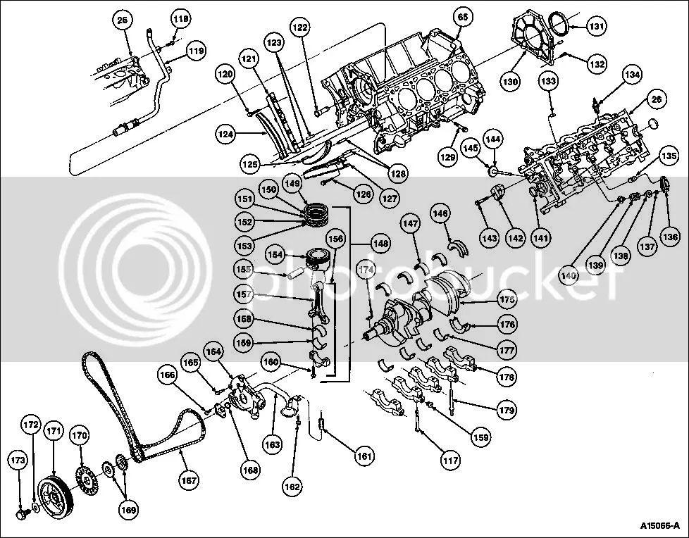 2005 4 6l ford f 150 engine pulley diagram