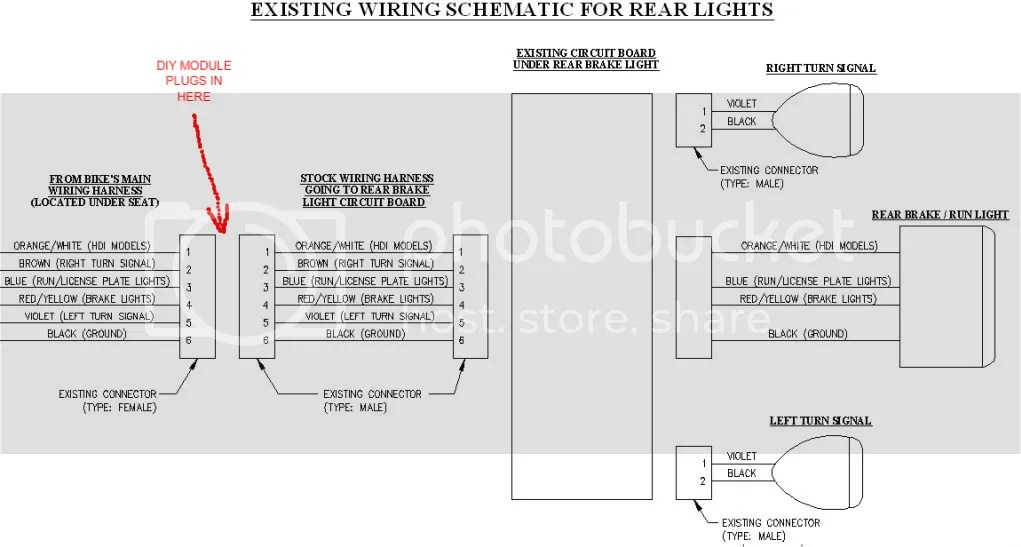 Stop Light Wiring Diagram Wiring Diagram