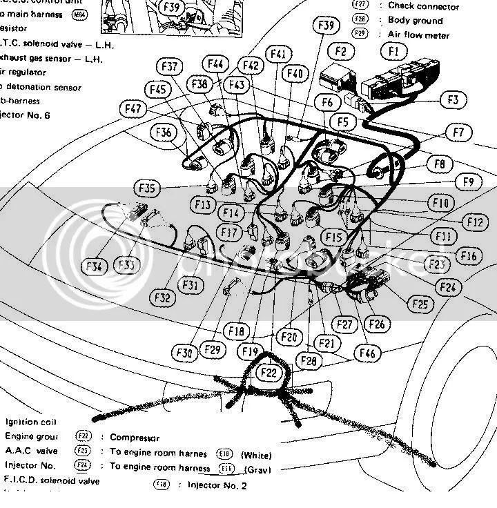 z32 afm wiring diagram