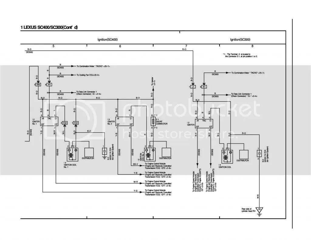 sc400 ground wire diagram