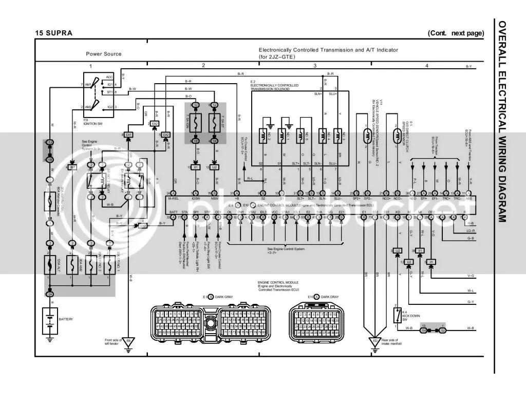 92 lexus ls400 wiring diagram