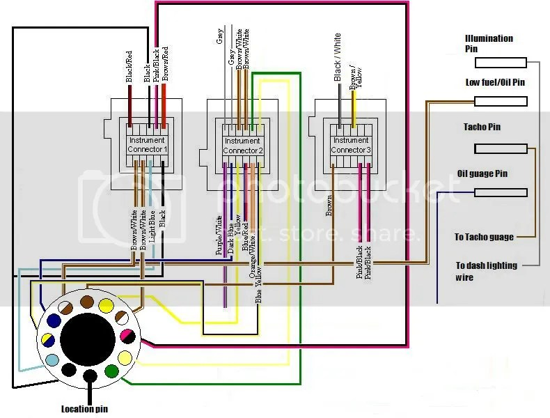 Vs Commodore Instrument Cluster Wiring Diagram - Somurich
