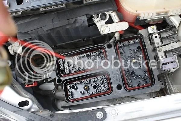 Vauxhall Zafira Water In Fuse Box Wiring Diagram