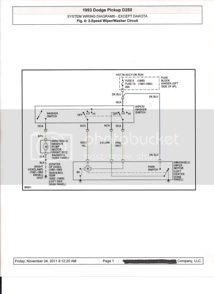 1993 dodge d250 wiring diagram dodge d wiring diagram dodge d org