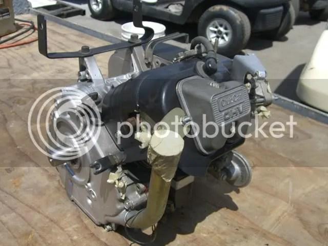 350cc 11hp Club Car Golf Cart Engine Precedent DS Gas Motor FE350
