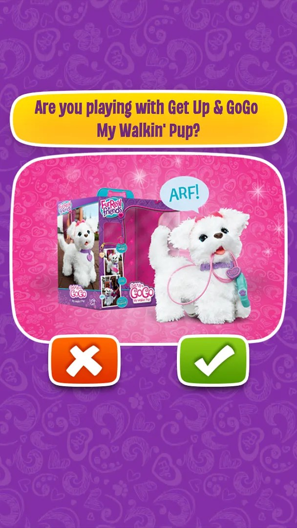 Toy Review: FurReal Friends Get Up & GoGo My Walkin Pup Pet   The TipToe Fairy #chosenbykids #toyreview #hottoys #toys