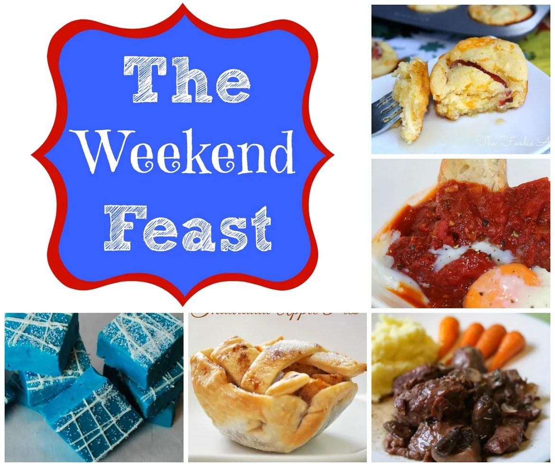The Weekend Feast #2   The TipToe Fairy