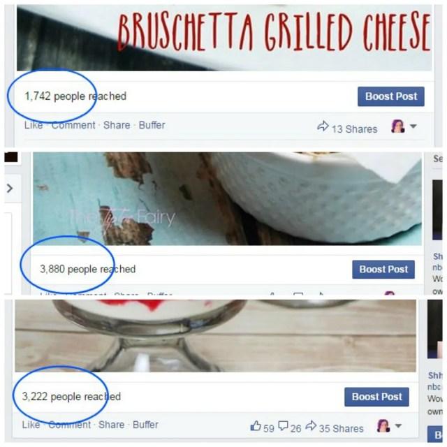 Social Media - Increase Your Facebook Reach with My Secret   The TipToe Fairy
