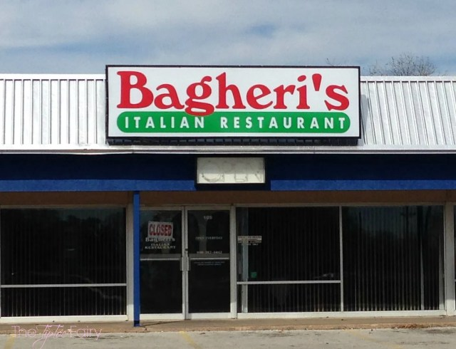 Bagheri's Italian Restaurant Denton, Texas #Dinner4Valentines