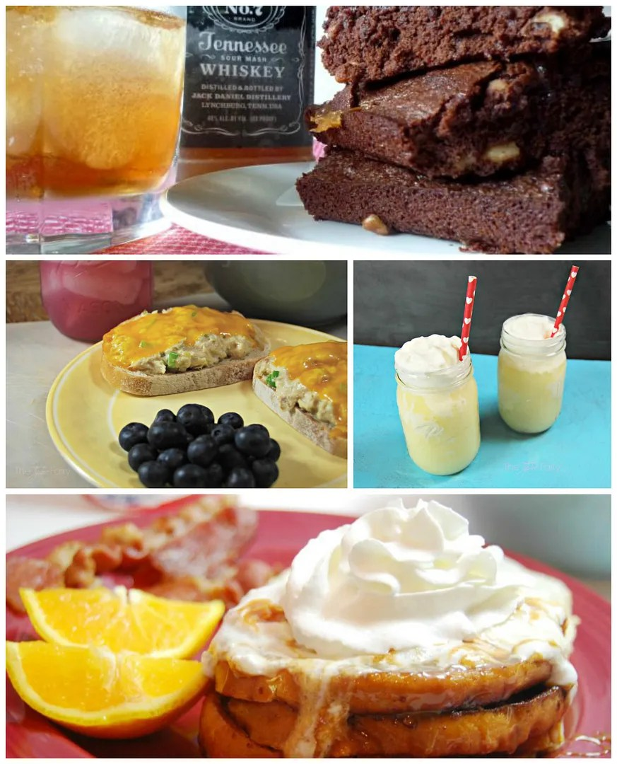 The Weekend Feast #8- 20 Delicious Recipes | The TipToe Fairy #recipes #food