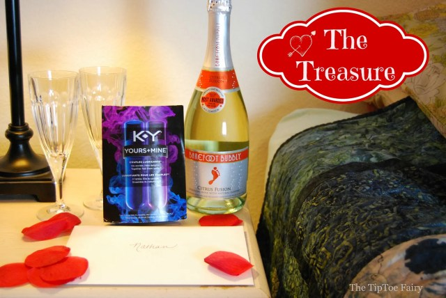 Romantic Treasure Hunt Date Night #KYDateNight #ad #cbias